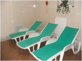 Boglarka Pension & Apartments, Deckchairs - Mezokovesd