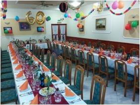 Boglarka Pension & Apartments, Restaurant