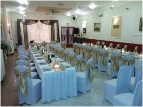 Boglarka Pension & Apartments, Weddingmeal setting - Mezokovesd
