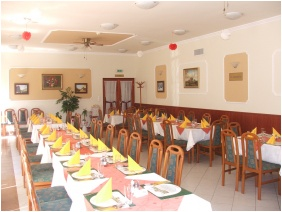 Boglarka Pension & Apartments, Mezokovesd, Restaurant