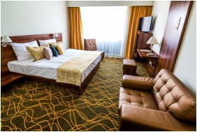 Bonvital Wellness & Gastro Hotel Hévíz, Deluxe szoba