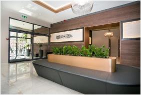 Bonvital Wellness & Gastro Hotel Hévíz, Recepció környéke