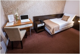 Single room, Boutique Hotel Sopianae, Pecs