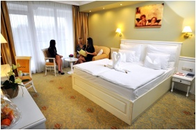 Calimbra Conference & Wellness Hotel, Miskolctapolca, Twin room