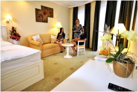 Calimbra Conference & Wellness Hotel, Double room with extra bed