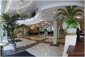 Lobby, Calimbra Conference & Wellness Hotel, Miskolctapolca