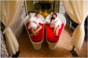 Calımbra Conference & Wellness Hotel, İnsıde pool - Mıskolctapolca