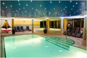 Calimbra Konferencia & Wellness Hotel, Belső medence - Miskolctapolca