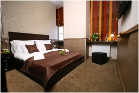 Chambre double - Central Hotel 21