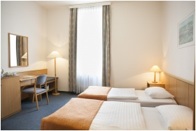 City Hotel Matyas, Budapest, Twin room