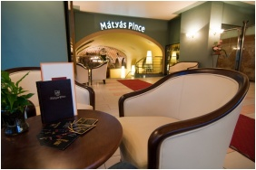 Breakfast room - City Hotel Matyas