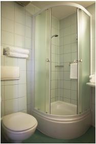 Fürdőszoba, City Hotel Mátyás, Budapest
