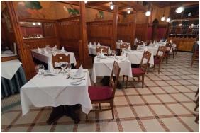 City Hotel Matyas, Restaurant