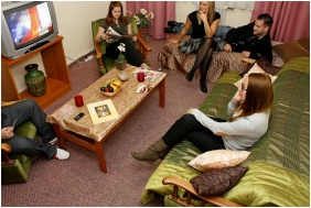 Hotel Phonix, Tiszaujvaros, Familienzimmer