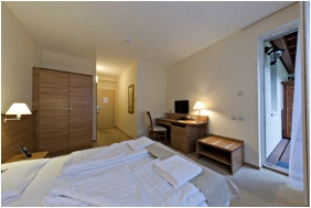 Civitas Boutique Hotel, Sopron, Double room