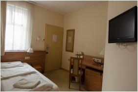 Civitas Boutique Hotel, Single room