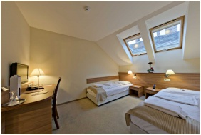 Civitas Boutique Hotel, Sopron, Twin room