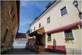 Cıvıtas Boutıque Hotel, Sopron, Restaurant