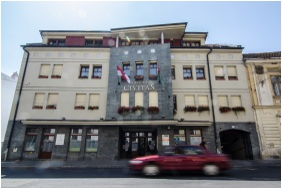 Entrance, Civitas Boutique Hotel, Sopron