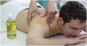 Club Hotel Tihany, Tihany, Massage