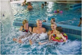 Club Hotel Tihany, Inside pool - Tihany
