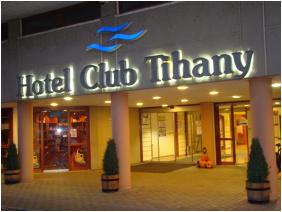 - Club Tihany Hotel