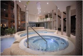 Adventure pool, Colosseum Wellness Hotel, Morahalom