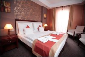 Colosseum Wellness Hotel, Mórahalom, Standard szoba