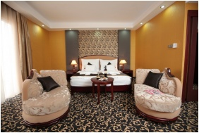Deluxe room, Colosseum Wellness Hotel, Morahalom