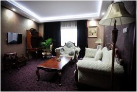 Presidental suite, Colosseum Wellness Hotel, Morahalom