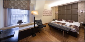 Executive room, Continental Hotel Budapest, Budapest