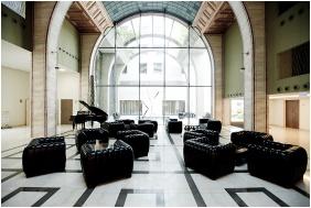 Continental Hotel Budapest, Budapest, Lobby