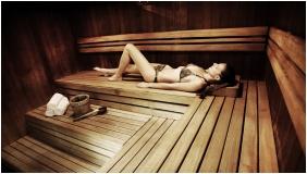 The Aquincum Hotel Budapest, Sauna