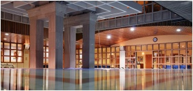 The Aquincum Hotel Budapest, Spa & Wellness centre