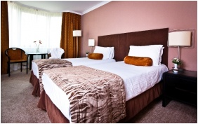 Superior room - The Aquincum Hotel Budapest