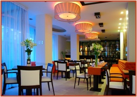 Reggelizőterem, Corso Boutique Hotel, Gyula