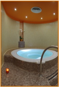 Boutique Hotel Corso, Whirl pool - Gyula