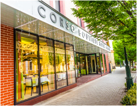 Corso Boutique Hotel, Gyula, Külső kép