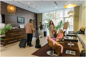 Corso Hotel Pecs, Pecs, Reception