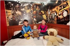 Corvn Hotel, yula, Famly apartment