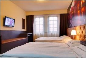Corvn Hotel, Superor room - yula