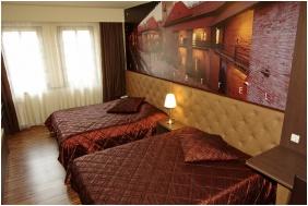 Superor room, Corvn Hotel, yula