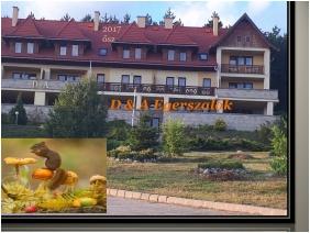 D&A Apartment House, Decoration - Egerszalok