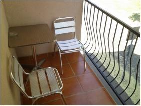 Balkon, Deák Vendégház, Hajdúszoboszló