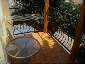 Balkon - Deák Vendégház