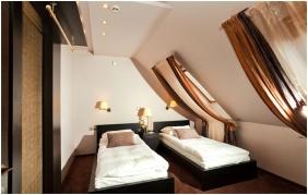 Hotel Diamant, Suite