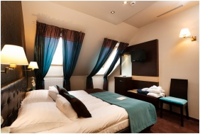 Hotel Diamant, Twin room