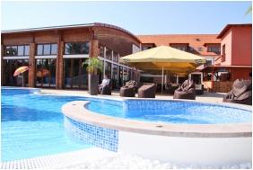 Adventure pool, Hotel Diamant, Dunakiliti