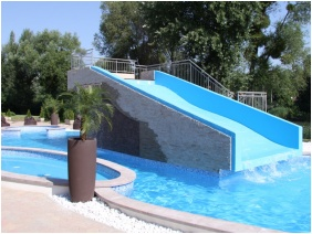 Hotel Diamant, Adventure pool - Dunakiliti