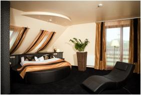 Diamant Hotel, Dunakiliti, szobabelső